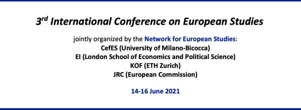 CefES-2021 Conference
